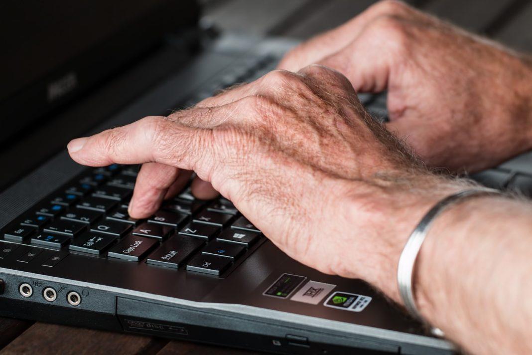 computer typen oudere