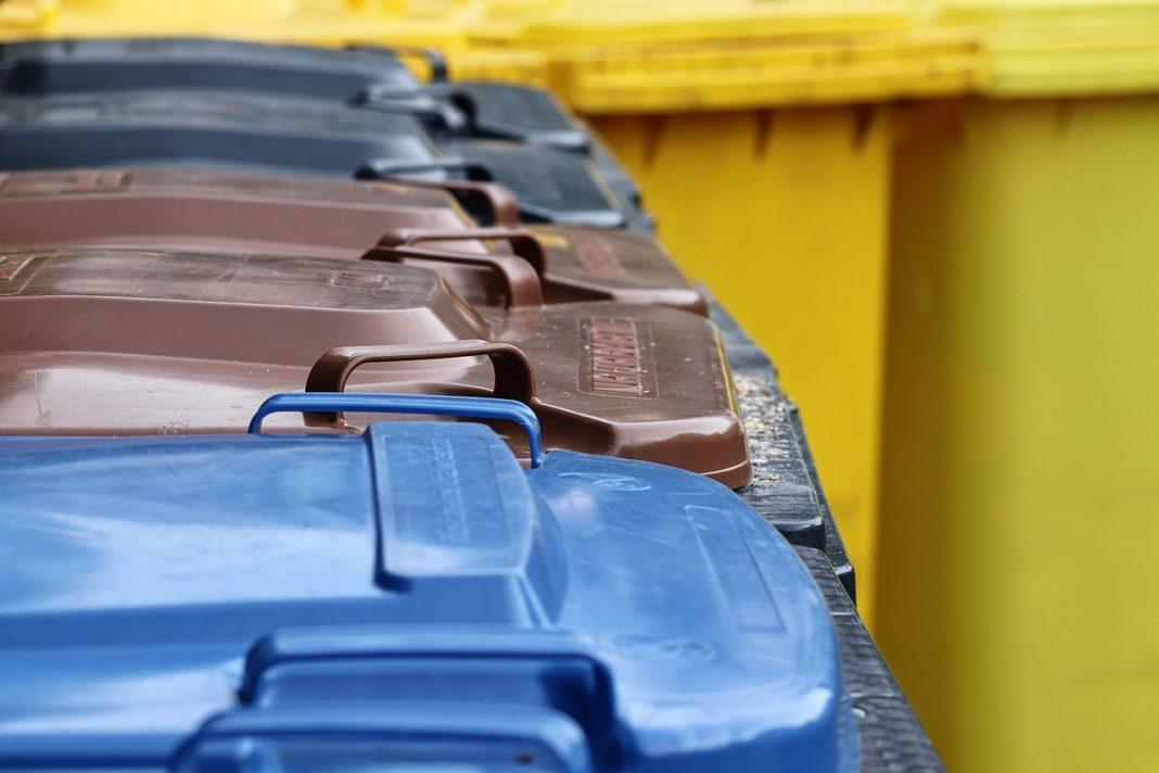 vuilnisbak afval container