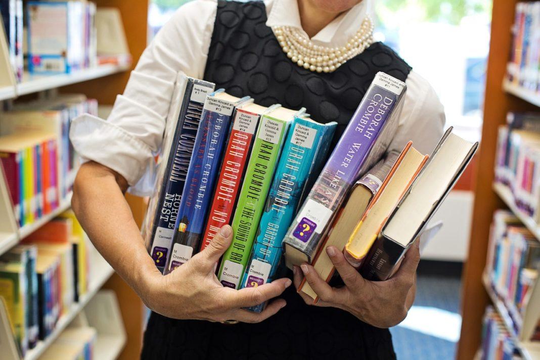 bibliotheek boeken