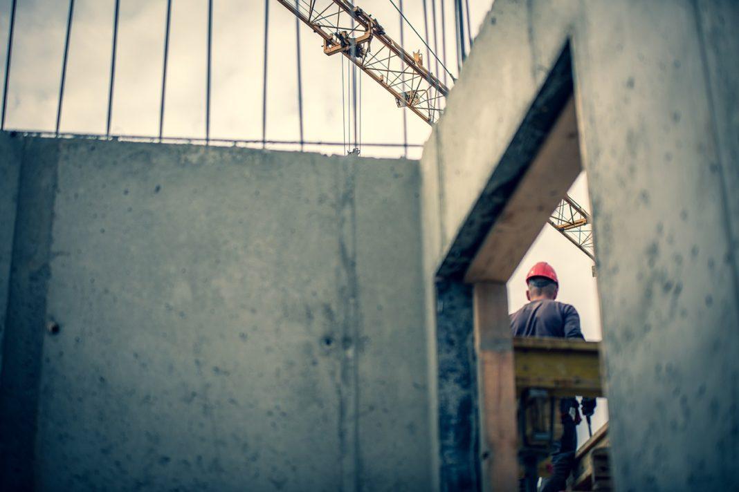 bouwen bouwplaats