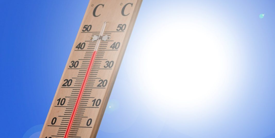 thermometer hitte
