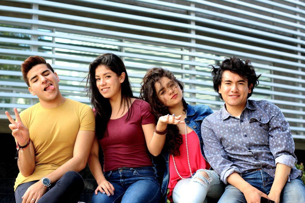 tieners jeugd