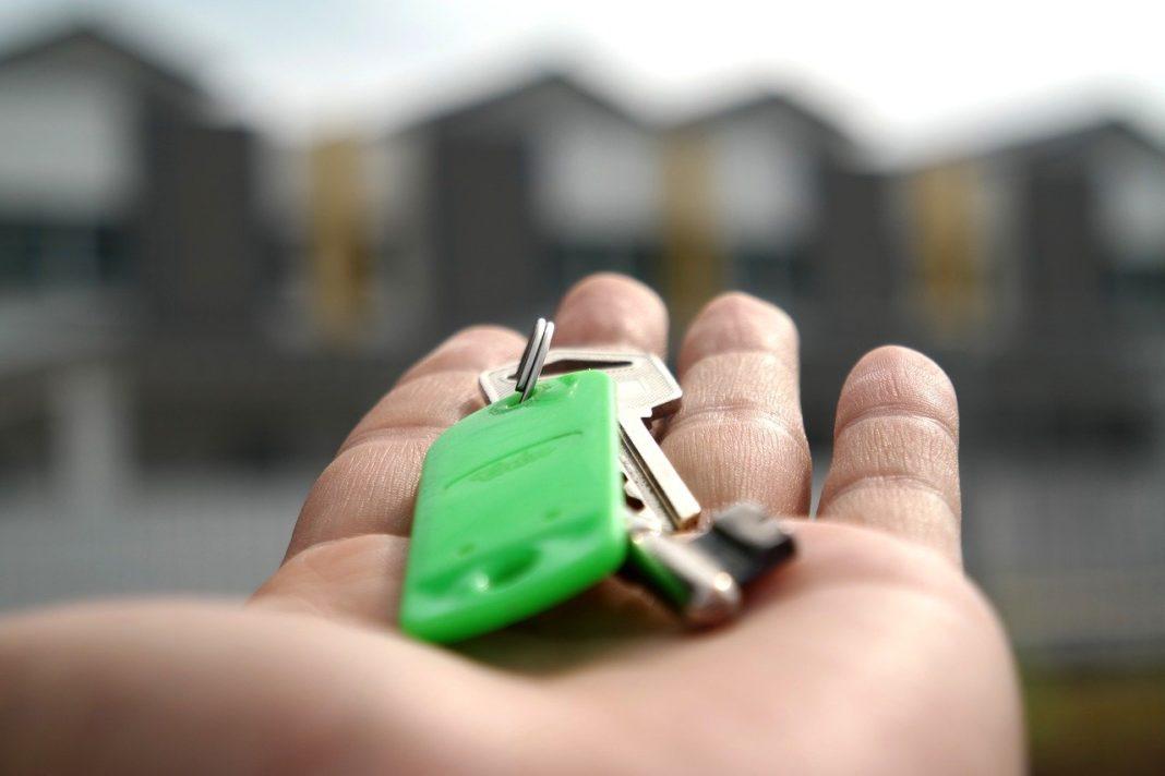 woning huis sleutel