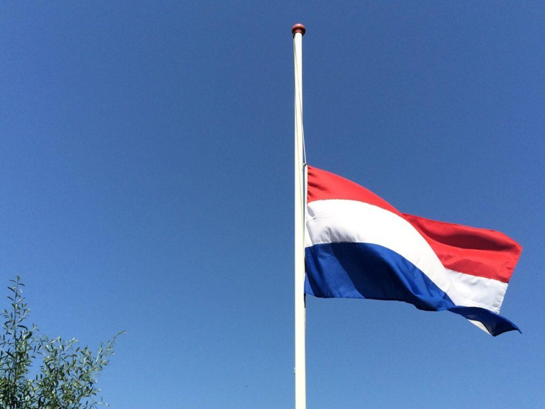 dodenherdenking vlag halfstok