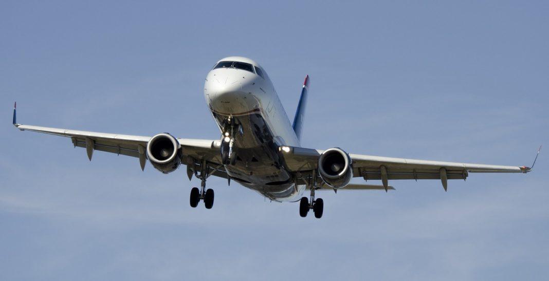 vliegtuig landen