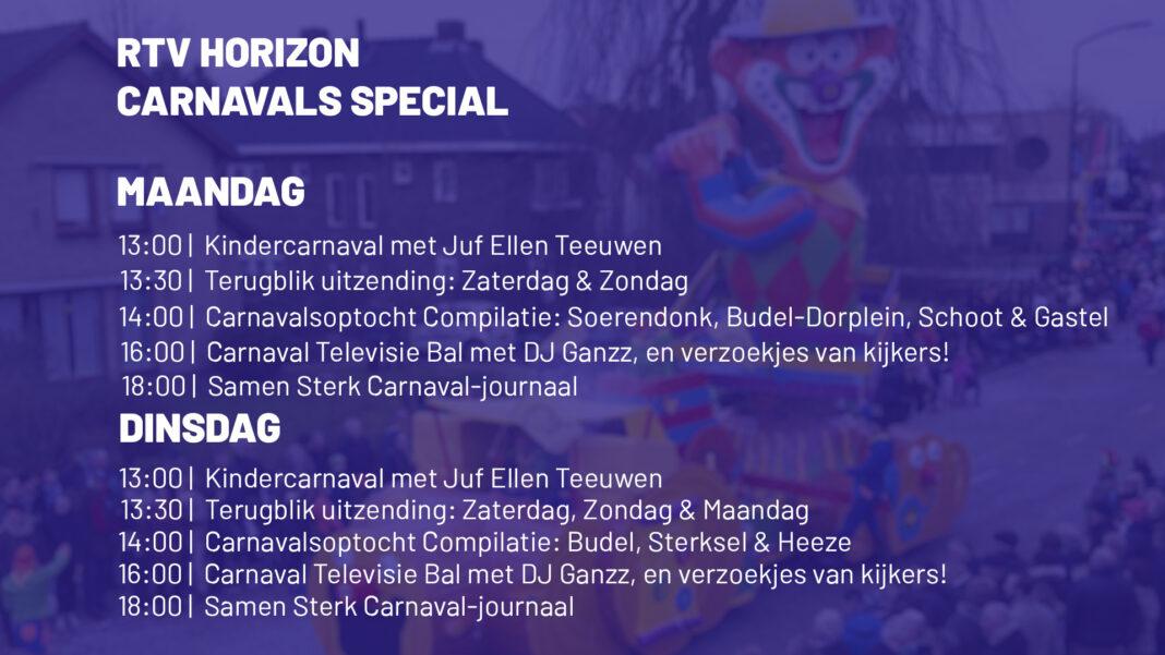 Carnaval - TV Ma Di met H