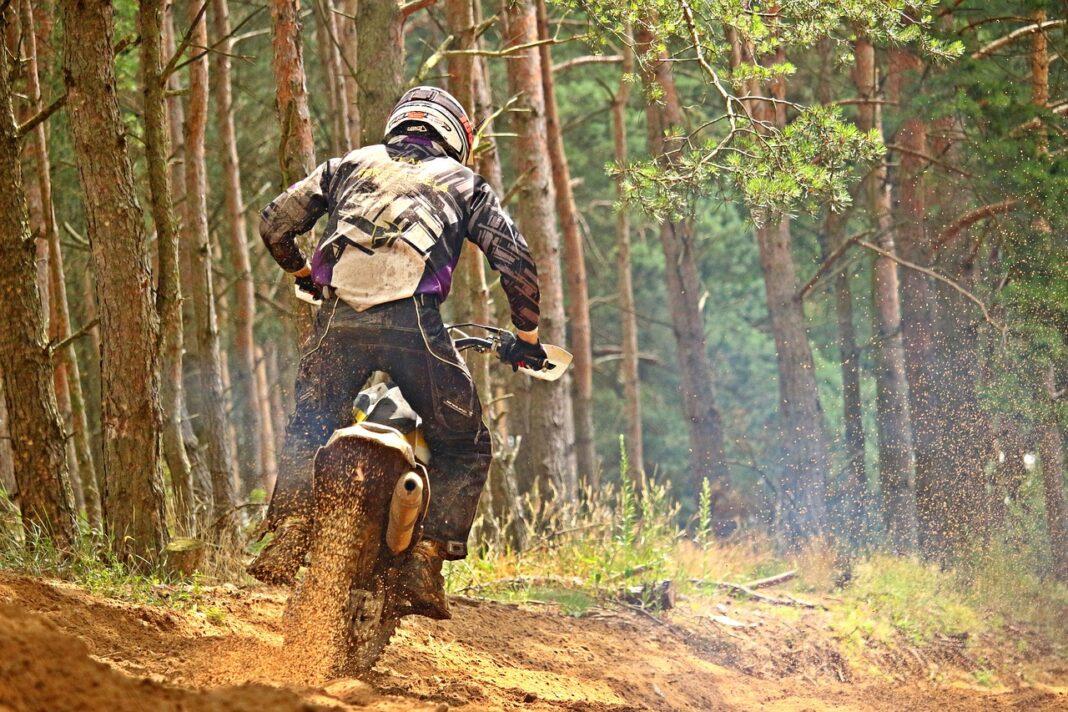motorcross bossen