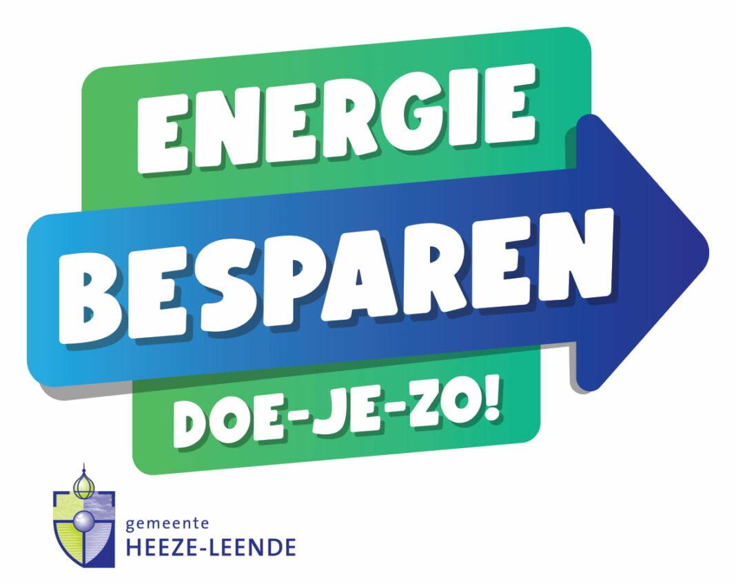 sticker energiepakket Heeze-Leende