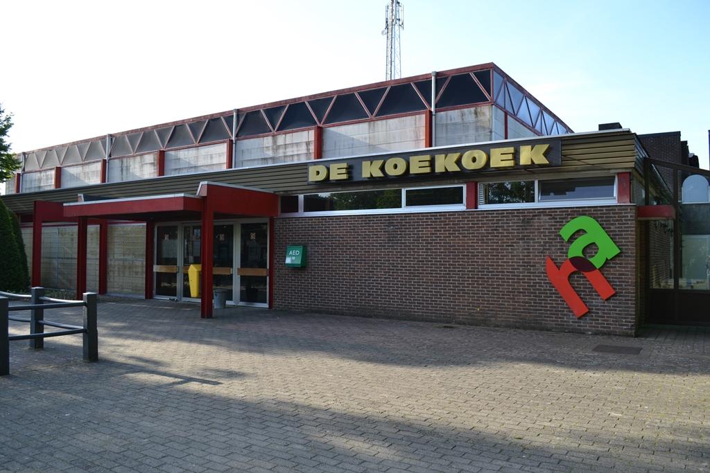 Sporthal De Koekoek Hamont-Achel