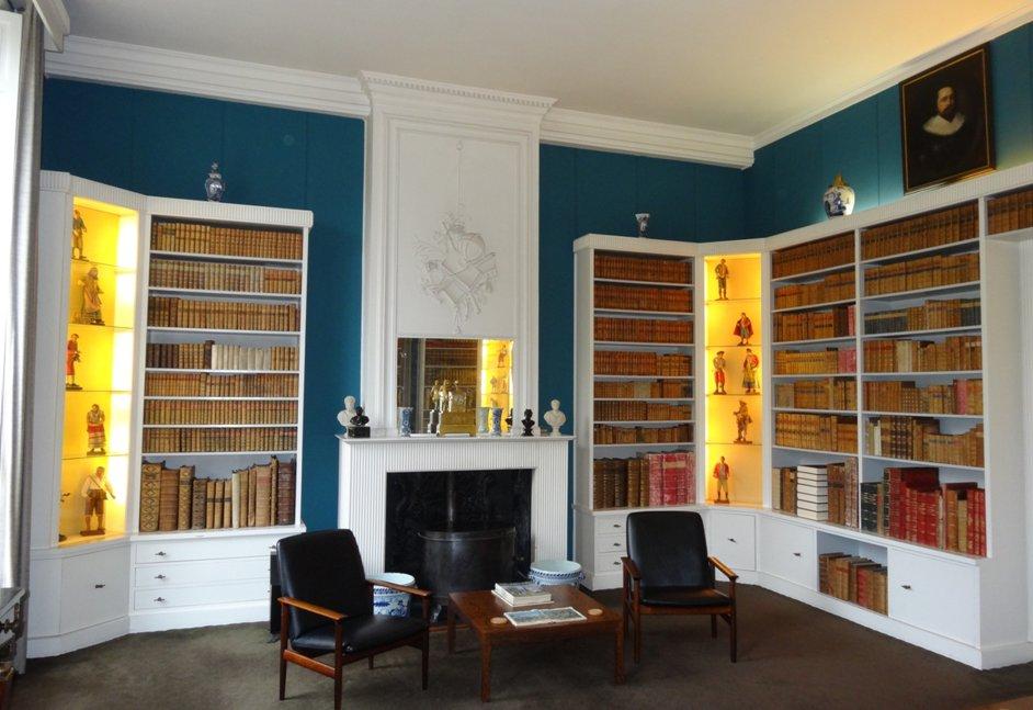 Bibliotheek kasteel Heeze