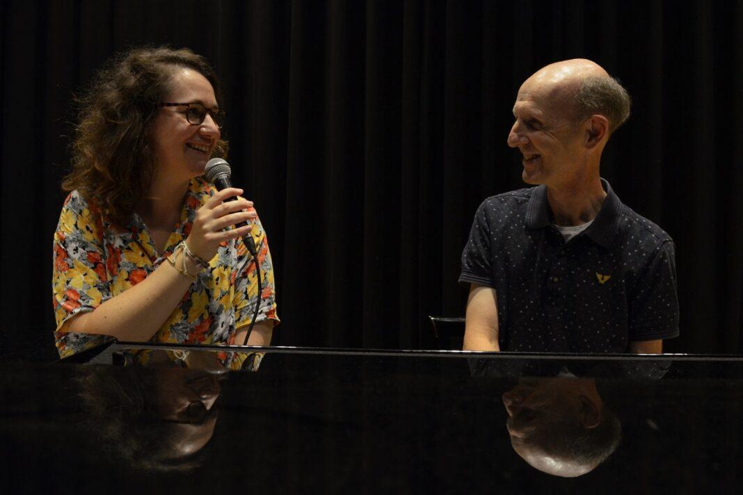 Jazzconcert Anne Stockman en Arno Aerts